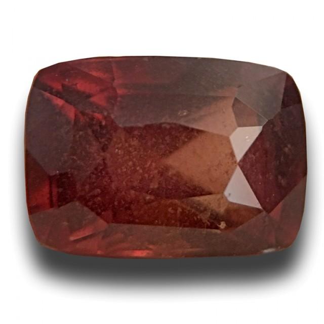 Natural Orange Brown sapphire |Loose Gemstone|New| Sri Lanka