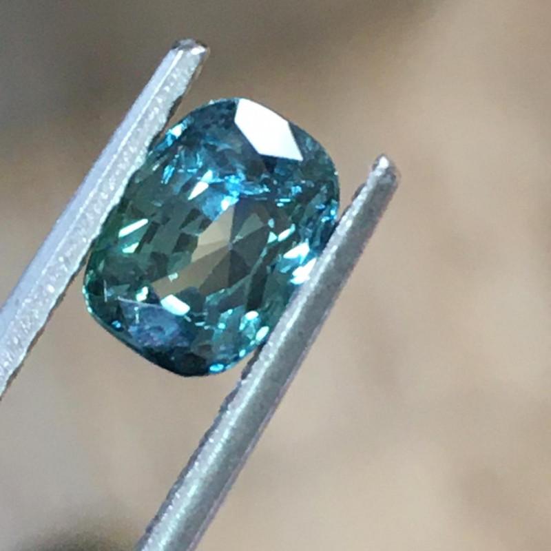 Natural Green Sapphire|Loose Gemstone|Certified|Ceylon-NEW