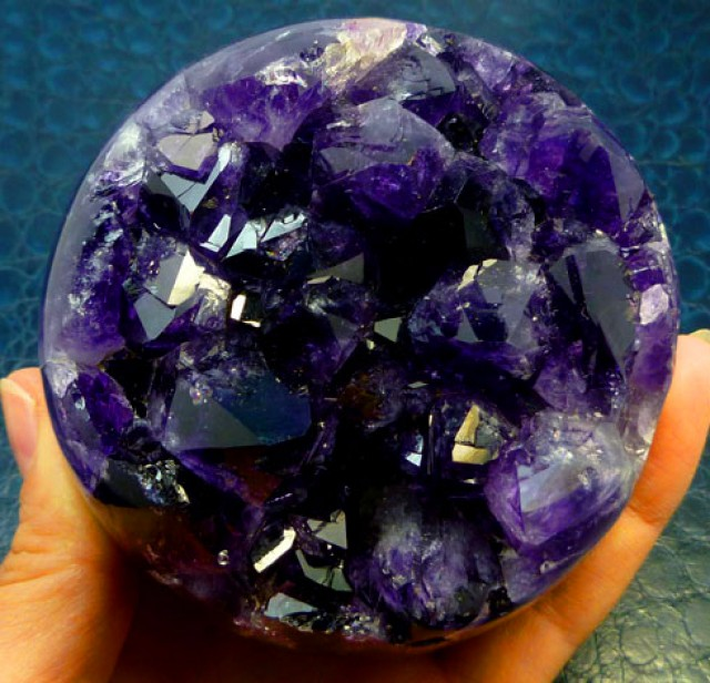 3000 +CTS TOP  AMETHYST SPHERE   RT 2072