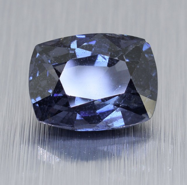 Untreated 2.45 ct. Cobalt Spinel - (00730) Nice Attractive Rare color