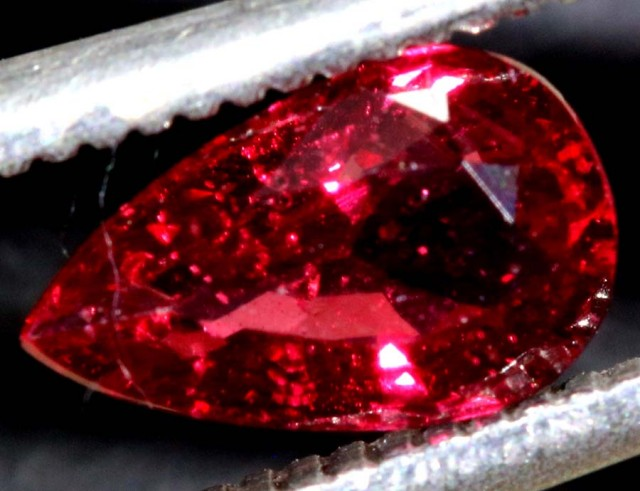 1.05CTS CERTIFIED UNHEATED RUBY FACETED ANGC-736