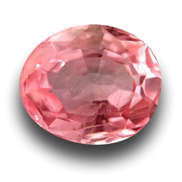 Natural Pink Sapphire  Loose Gemstone New Certified  Sri Lanka