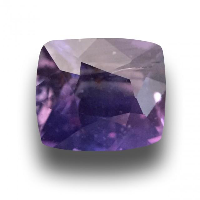 Natural Unheated Violet Sapphire |Loose Gemstone|New| Sri Lanka