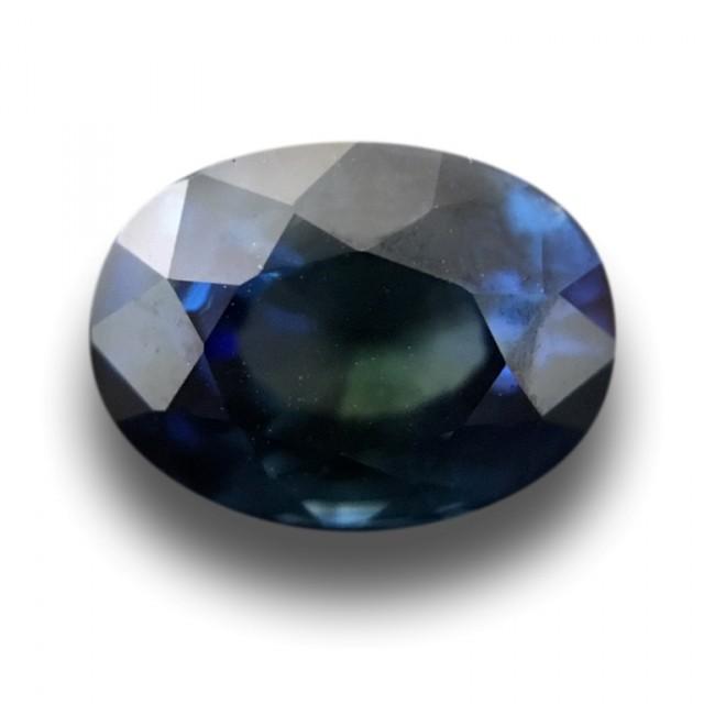 Natural Blue sapphire |Loose Gemstone|New Certified| Sri Lanka