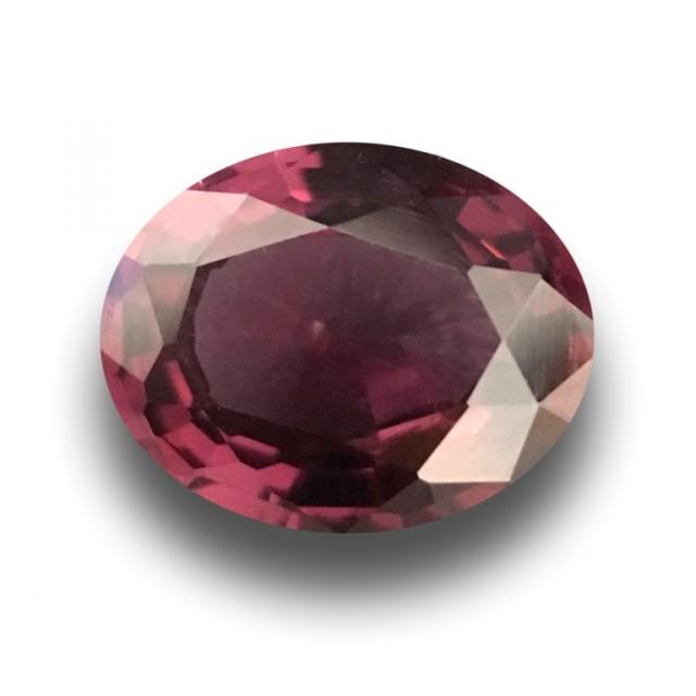 Natural purple spinel |Loose Gemstone|New Certified| Sri Lanka