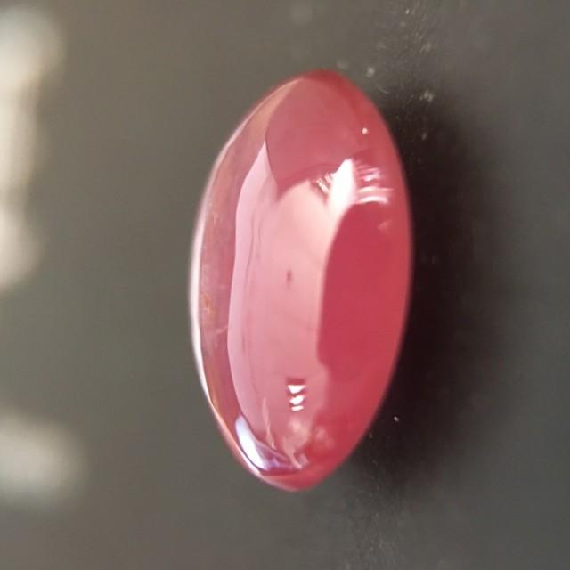 Natural Reddish Orange Pink Pink Sapphire |Loose Gemstone| Sri Lanka