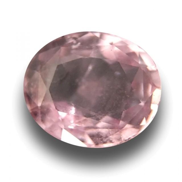 Natural Pink Pink Sapphire |Loose Gemstone|New| Sri Lanka