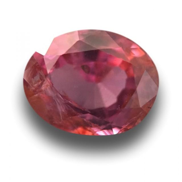 Natural Purplish Pink Sapphire | Loose Gemstone | Sri Lanka - New
