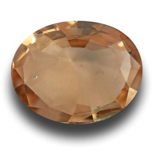 Natural Orange sapphire  Loose Gemstone New  Sri Lanka