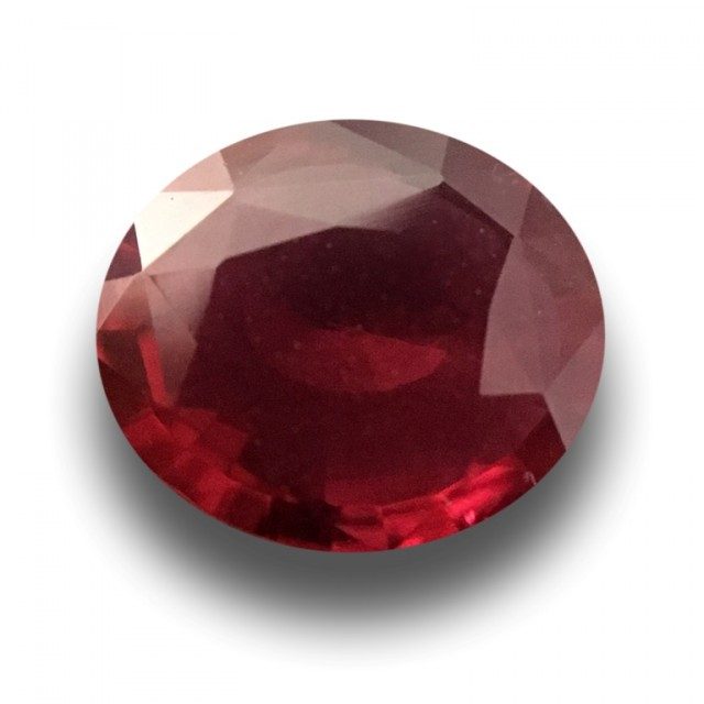 Natural Red ruby |Certified | Loose Gemstone | Mozambique