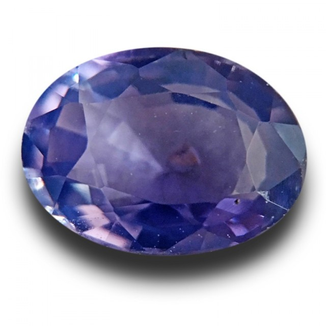 Natural violet sapphire |Loose Gemstone|New Certified| Sri Lanka