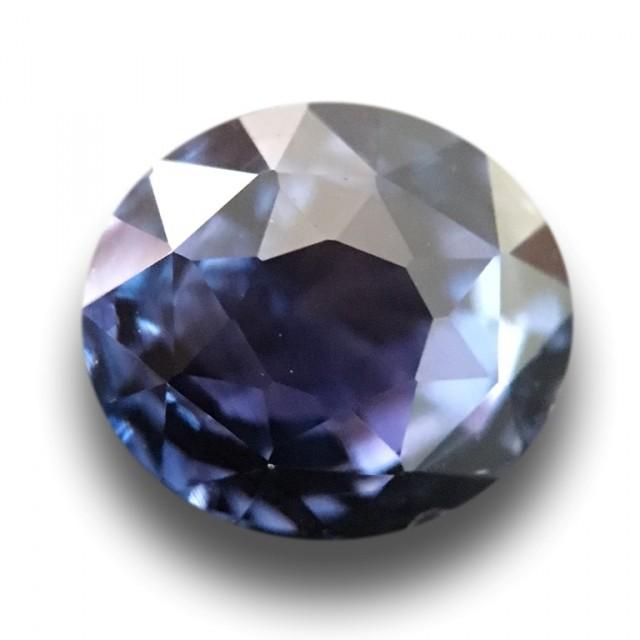 Natural deep purple sapphire |Loose Gemstone|New| Sri Lanka
