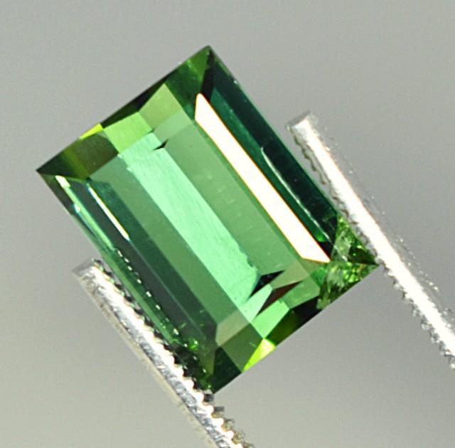 Beautiful Greenish Blue Transparent Tourmaline Gemstone