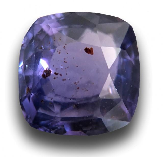 Natural Purple Purple Sapphire  Loose Gemstone New  Sri Lanka