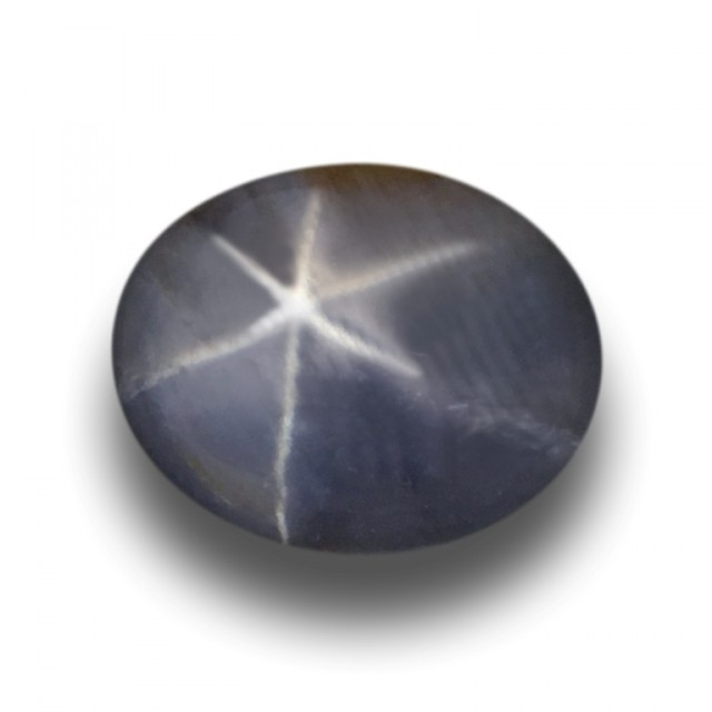 Natural Light Blue star Sapphire  Loose Gemstone Certified  Sri Lanka