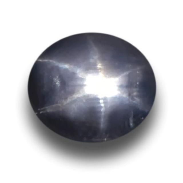 Natural Light Blue star sapphire |Loose Gemstone|New| Sri Lanka