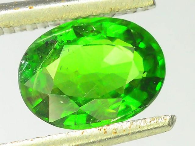 0.75 ct Natural Green Tsavorite Garnet