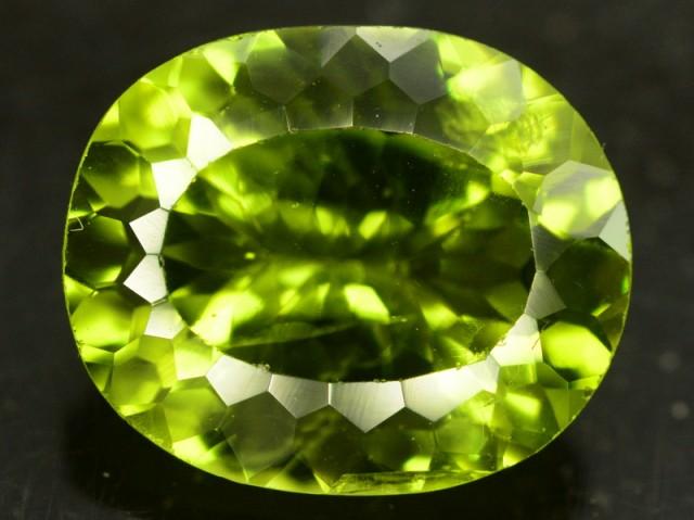 4.95 cts Natural Olivine Green Natural Peridot Gemstone