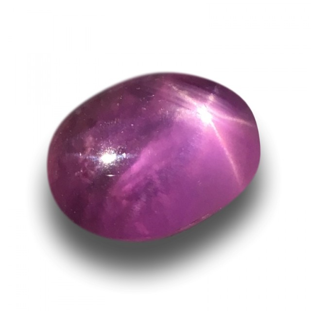 Natural Pink star sapphire |Loose Gemstone|New| Sri Lanka