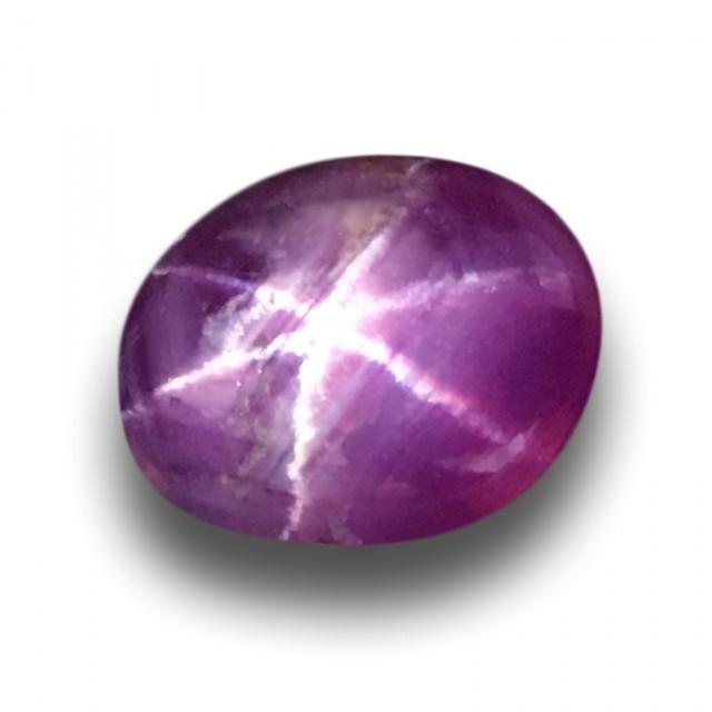 Natural purple star sapphire |Loose Gemstone|New| Sri Lanka
