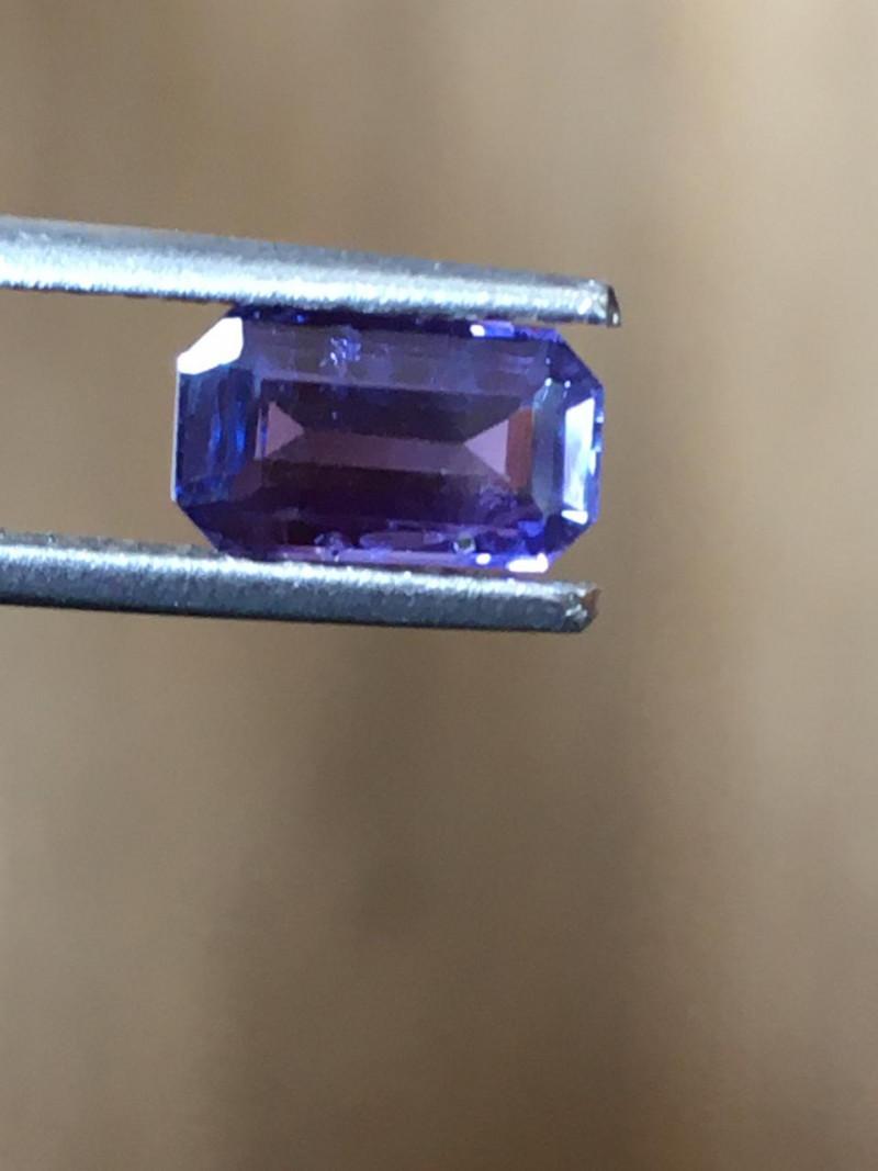 Natural Purple Sapphire  Loose Gemstone New  Sri Lanka