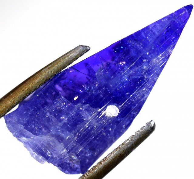 10.40 CTS QUALITY TANZANITE CRYSTAL SPECIMEN  [STS683]SAFE