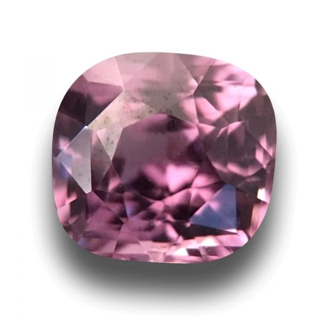 Natural purple Sapphire |Certified | Loose Gemstone | Sri Lanka - New