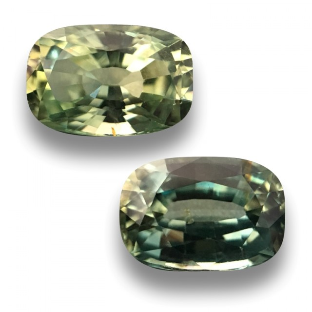 Natural Green sapphire |Loose Gemstone|New| Sri Lanka