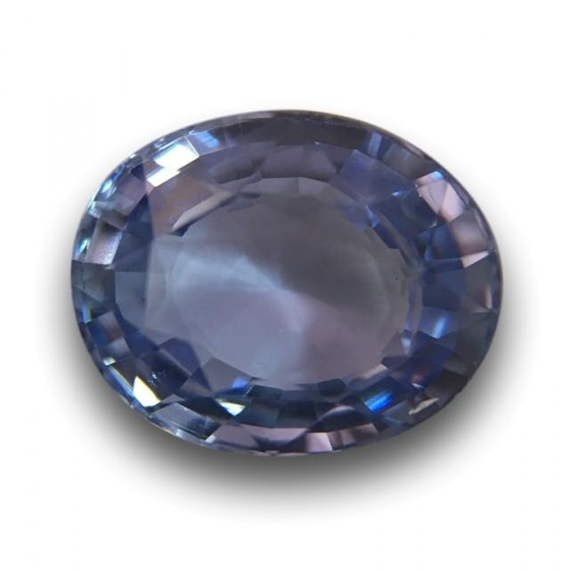 Natural Blue Sapphire   Loose Gemstone   Sri Lanka Ceylon - New