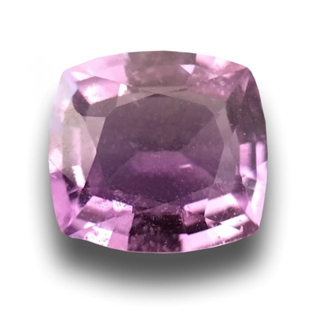 Natural Purple Purple Sapphire New Certified  Sri Lanka