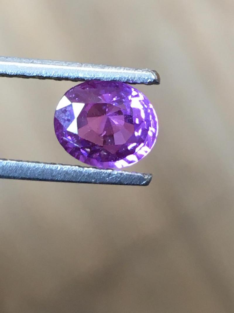 Natural Pinkish Purple Pink Purple Sapphire |Certified| Sri Lanka
