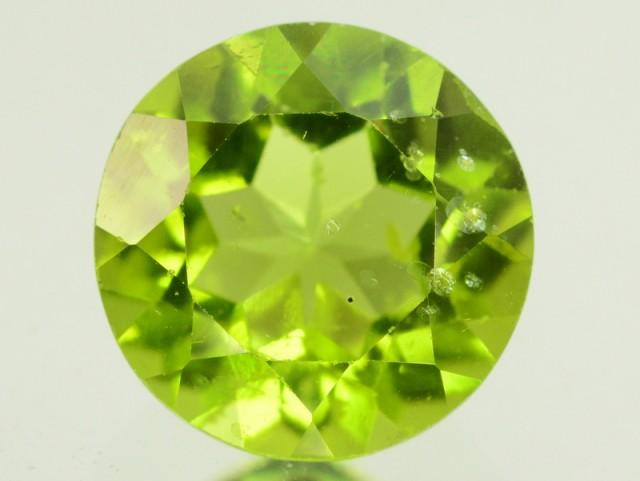 5.85 cts Natural Olivine Green Natural Peridot Gemstone