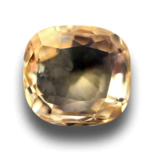 Natural yellow sapphire |Loose Gemstone|New Certified| Sri Lanka