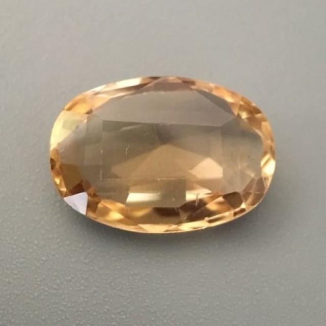 Natural yellow sinhalite |Loose Gemstone|New| Sri Lanka