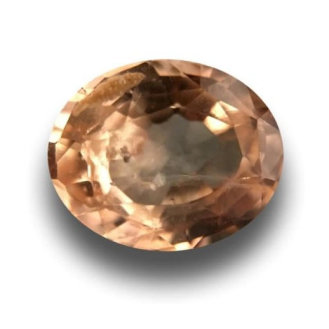 Natural Pinkish Yellow sapphire  Loose Gemstone New  Sri Lanka