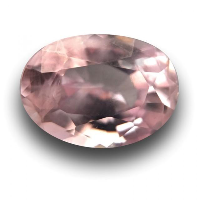 Natural Pink Sapphire |Certified | Loose Gemstone | Sri Lanka - New