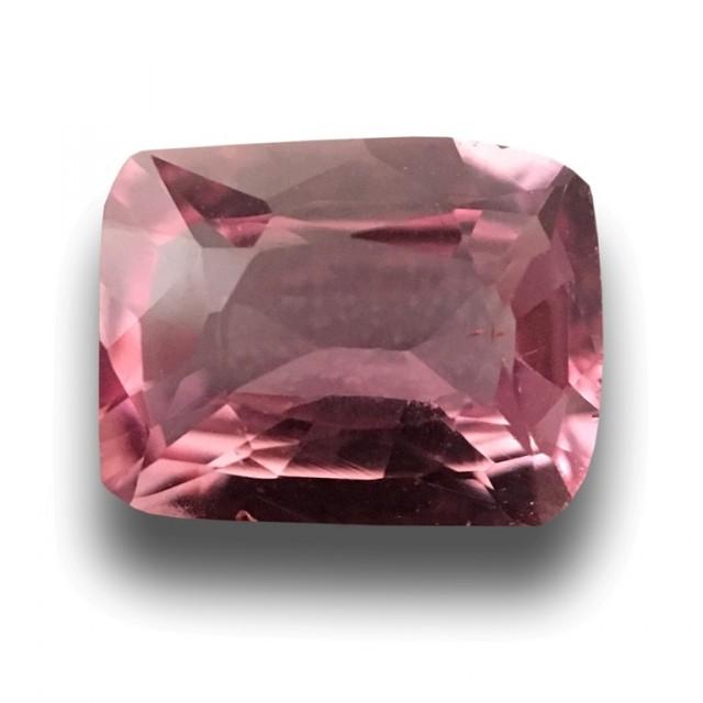 Natural Pink sapphire |Loose Gemstone|New Certified| Sri Lanka