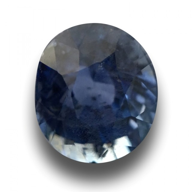 Natural Blue Sapphire|Loose Gemstone|Certified|Ceylon-NEW