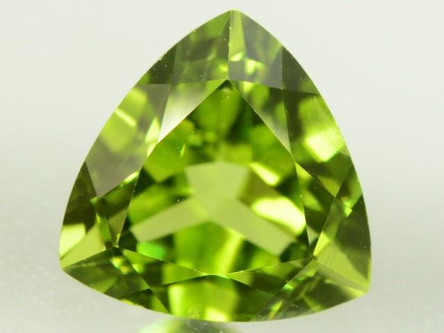 2.95 cts Natural Olivine Green Natural Peridot Gemstone