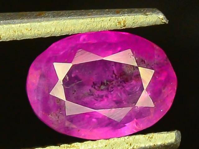 0.65 ct 100% Natural Ruby ~ Jagdalek Afghanistan