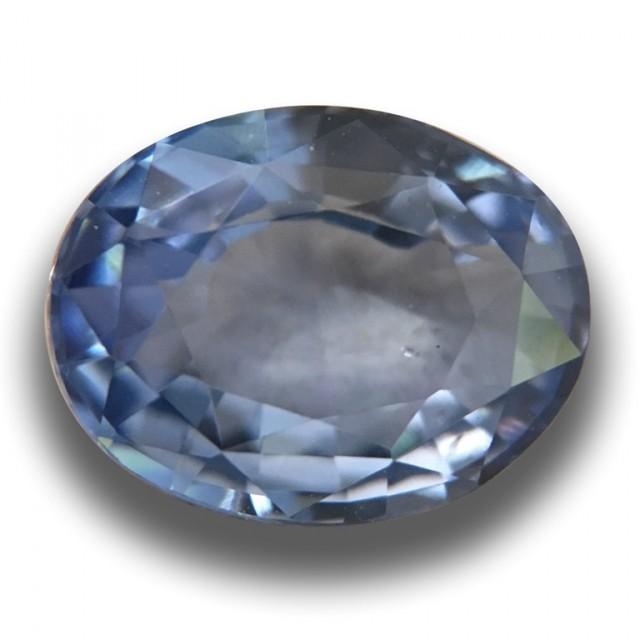 Natural Unheated Blue Sapphire|Loose Gemstone|Sri Lanka - New