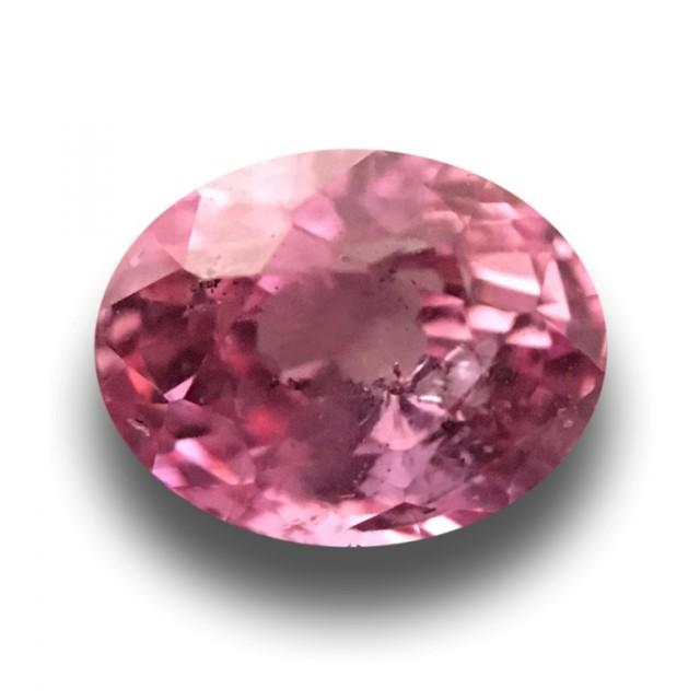 Natural Pink sapphire |Loose Gemstone|New| Sri Lanka