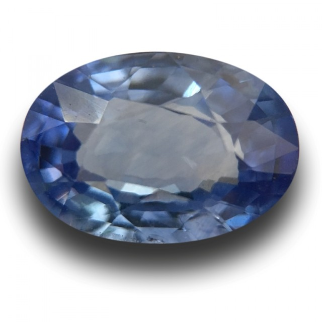 Natural Blue sapphire | Loose Gemstone | Certified | Sri Lanka - New