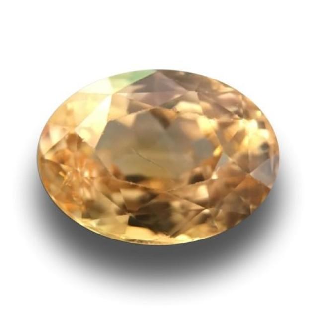 Natural Yellow Sapphire | Loose Gemstone | Sri Lanka - New