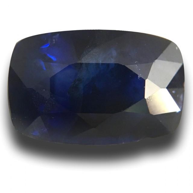Natural Medium Blue sapphire |Loose Gemstone|New Certified| Sri Lanka