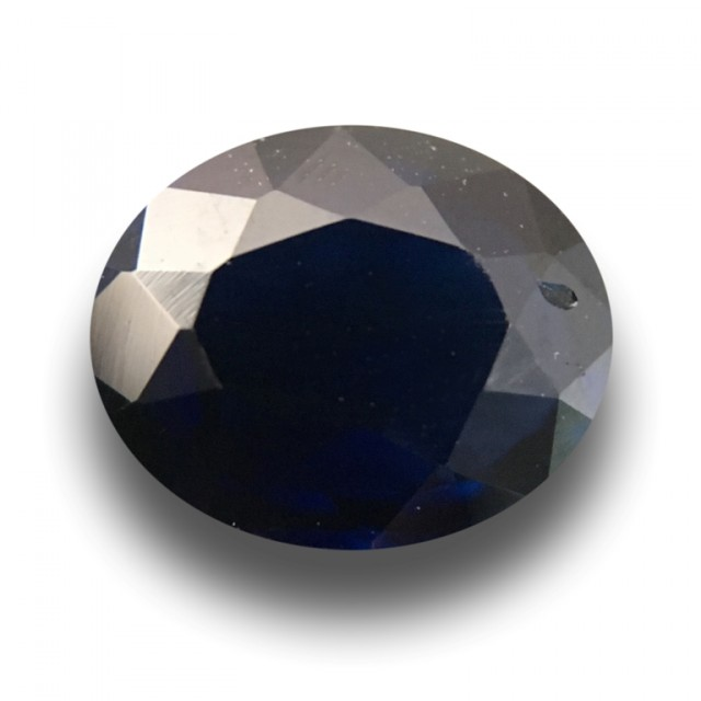 Natural Blue sapphire |Loose Gemstone|New Certified| Madagascar