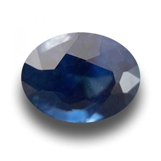 Natural Blue sapphire  Loose Gemstone New Certified  Sri Lanka