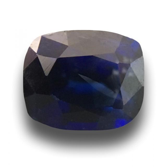 Natural Royal Blue sapphire |Loose Gemstone|New Certified| Sri Lanka