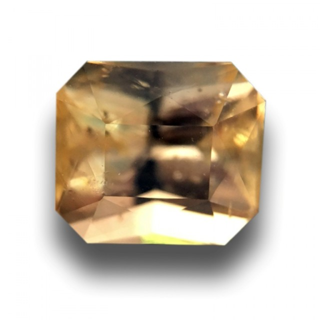 Natural Unheated Yellow Sapphire|Loose Gemstone |New|Sri Lanka