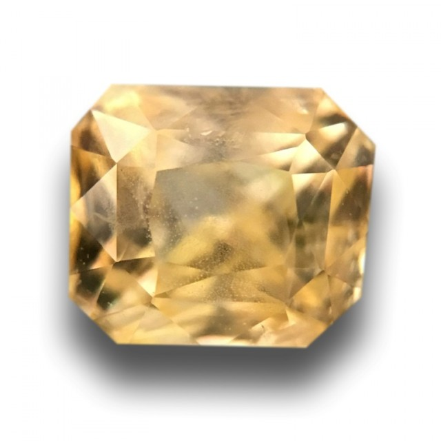 Natural Yellow Sapphire|Loose Gemstone|New|Sri Lanka